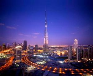 Crédito: Burj Khalifa