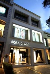 Tienda de Rosa Clará en México. Cortesia: RosaClara.es