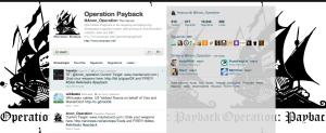 Operación Payback en Twitter