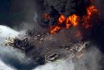 Desastre petrolero.