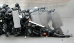 Enfrentamientos en Kirguistán